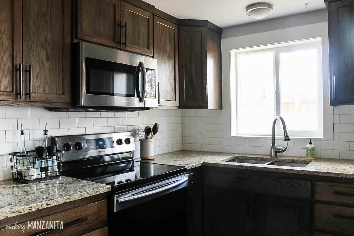 How To Install Subway Tile Backsplash (Video Tutorial Included!)