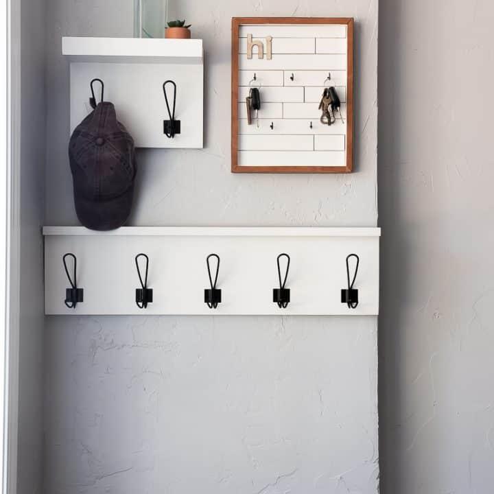 How to Build A DIY Key Holder