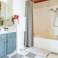 The Power of Paint: Master Bathroom