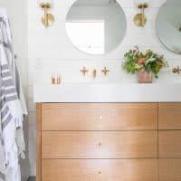 Charming Bathroom Reveal!
