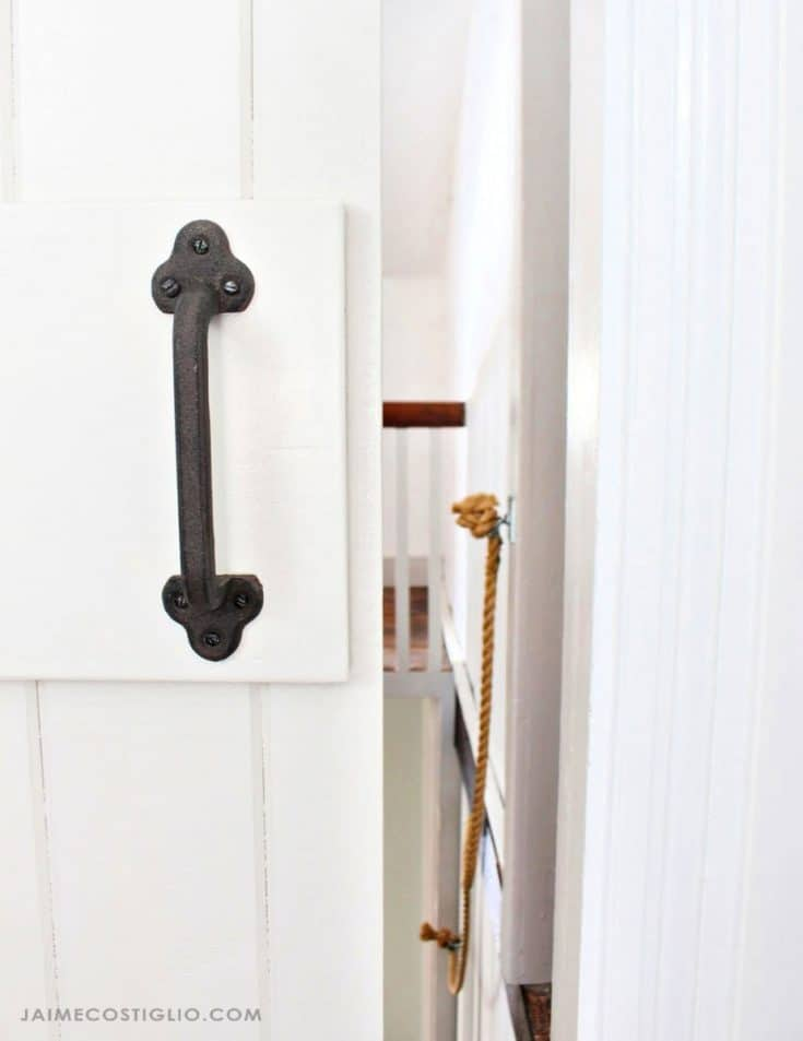 Basic Farmhouse Style Barn Door