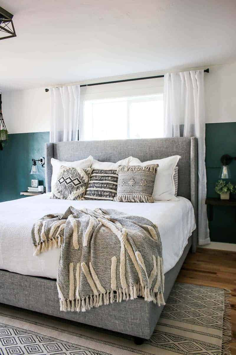 Modern Boho Bedroom Mood Board And Reveal Making Manzanita