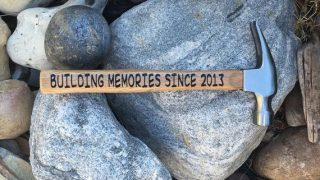 Building Memories Since... Hammer with Personalization