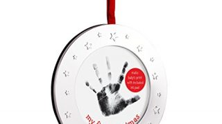 Handprint/Footprint Christmas Ornament