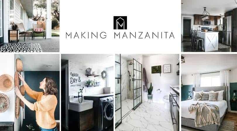 shows various projects from making manzanita