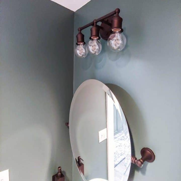 How To Install A Vanity Light
