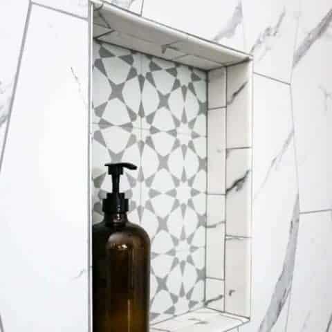 Shower Niche Installation Tips