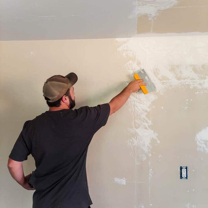 How To Patch or Replace Drywall
