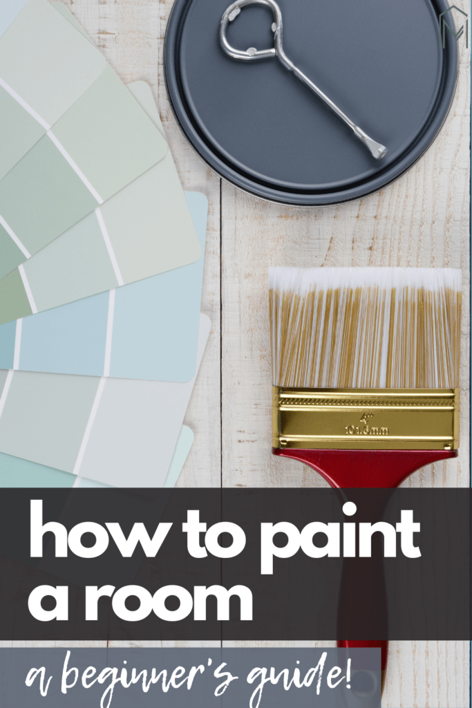 Although it may be a little overwhelming, painting is something that any homeowner can do - regardless of your experience level! Learn how to paint a room with this beginner's guide!