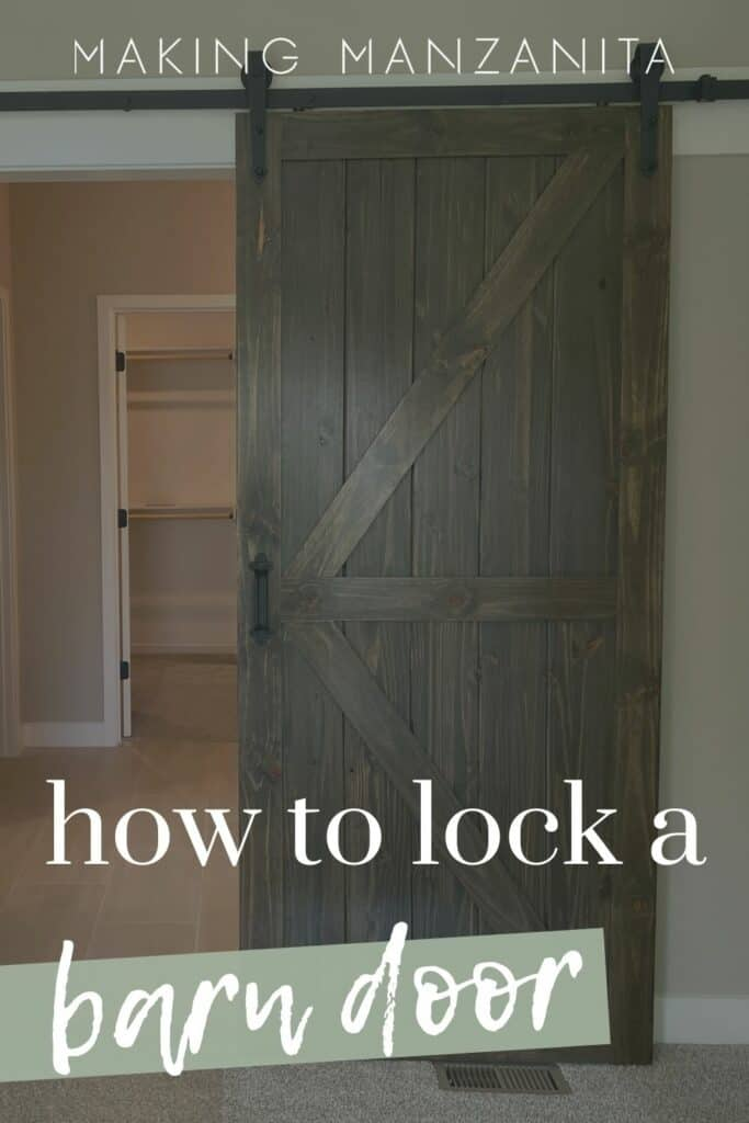 In this article, we'll share 5 unique sliding barn door locks that help you make an informed decision on the best lock for your door!
