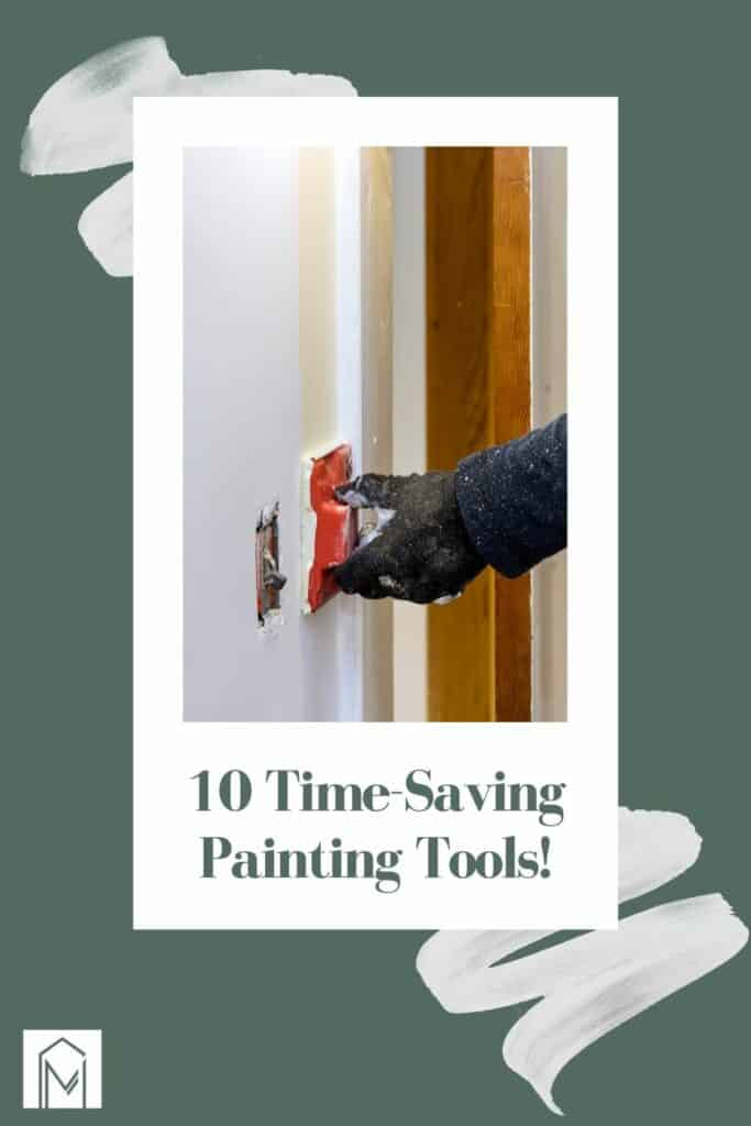 If you're looking to speed up the painting process, you need to check out these time saving painting tools to paint a room faster.