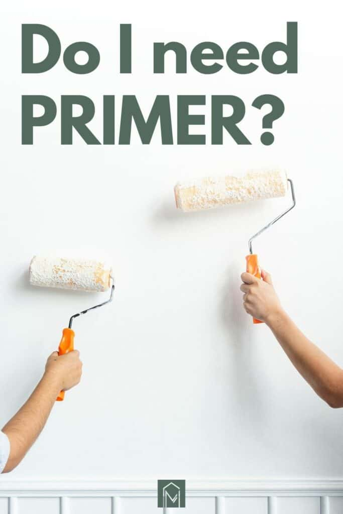 Learn when to use primer and how to use primer before beginning your next paint job.